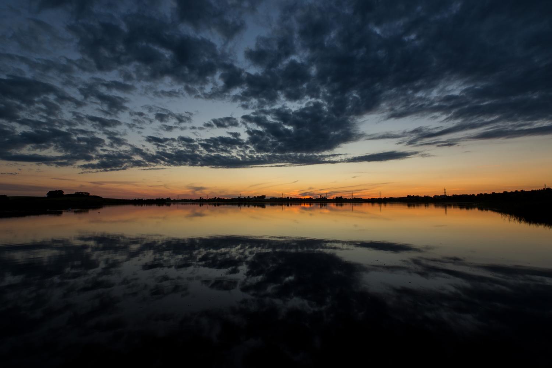 Sunset in Kavalys #4 by Žilvinas Stravinskas