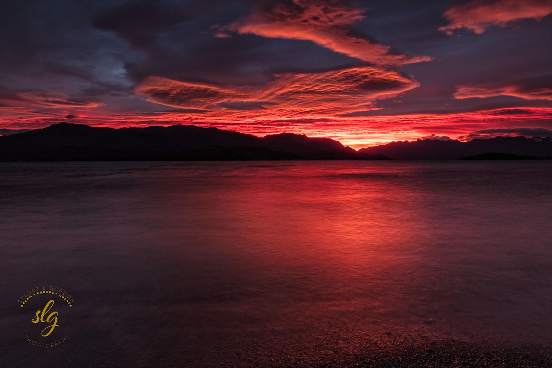 Sunrise Surprise by Stuart Gordon