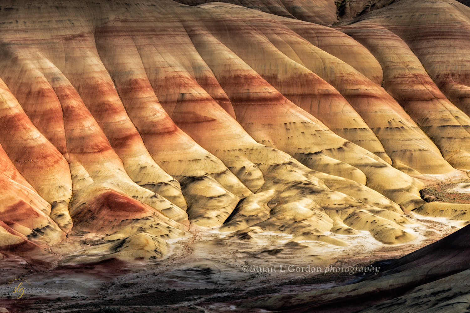Magic In The Painted Hills by Stuart Gordon