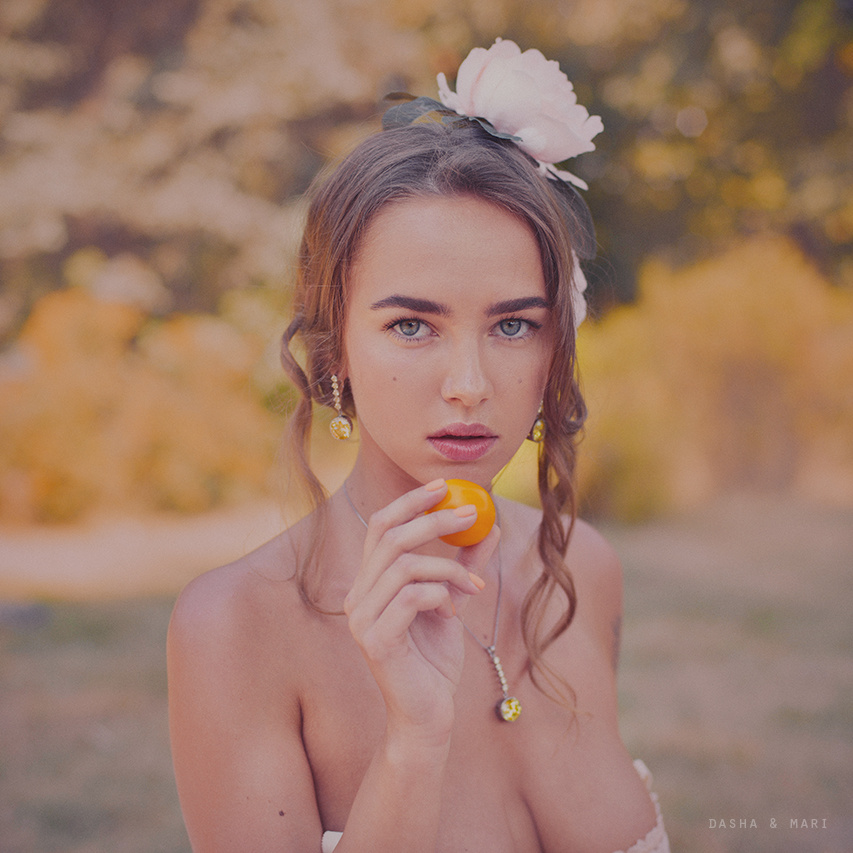 Plums by Dasha and Mari K.
