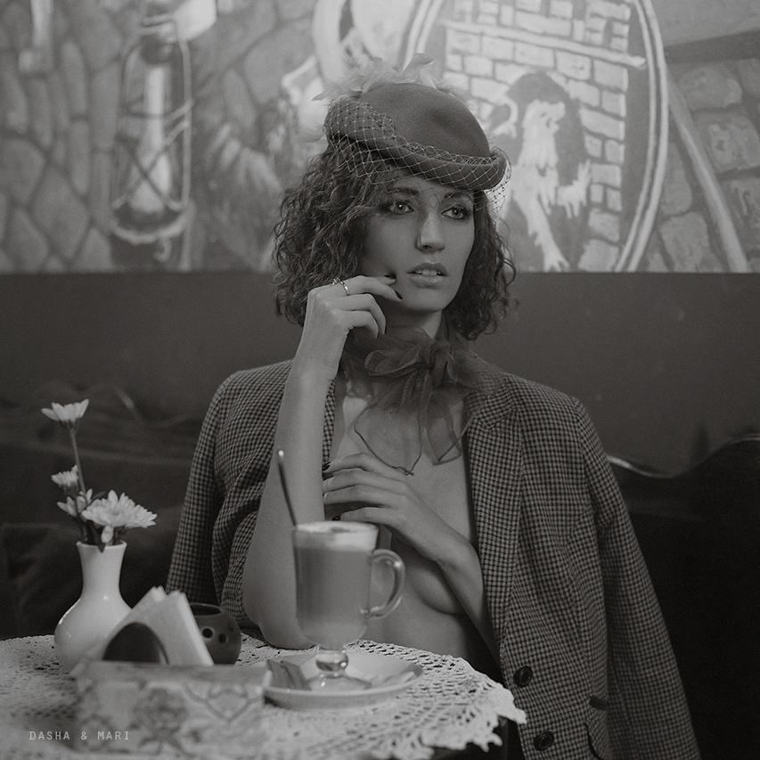 Cafe de Fleur by Dasha and Mari K.