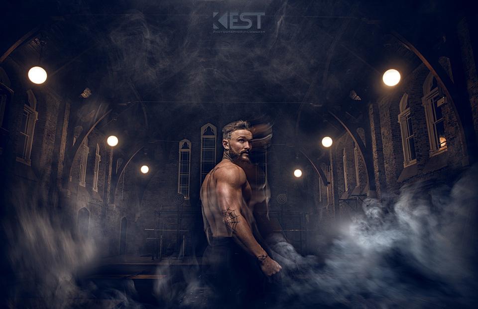 Never look back by Kestutis Anuzis