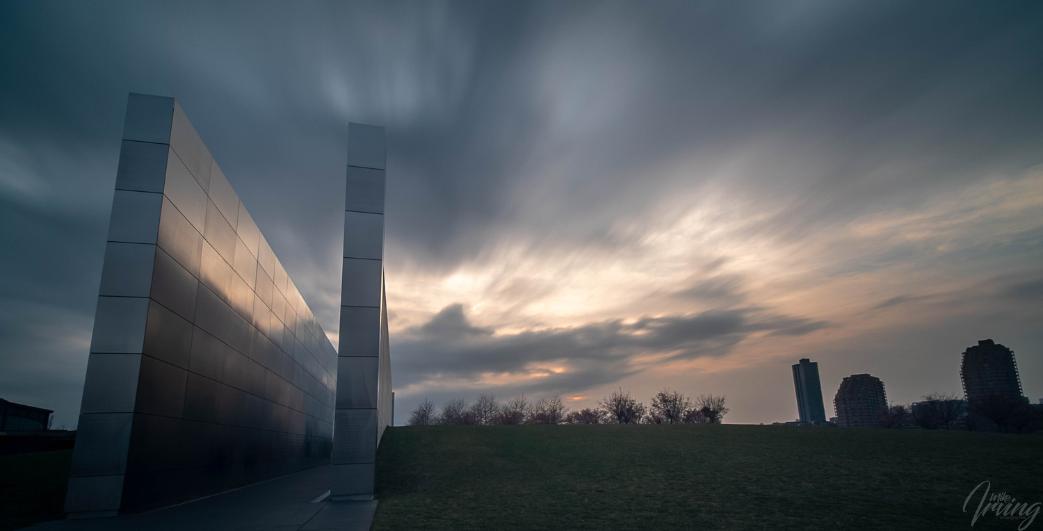 Empty Sky Memorial by Mike Irving