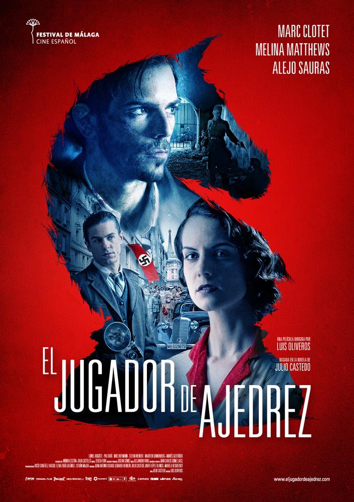El Jugador de Ajedrez (the chess player) by Joan Locubiche