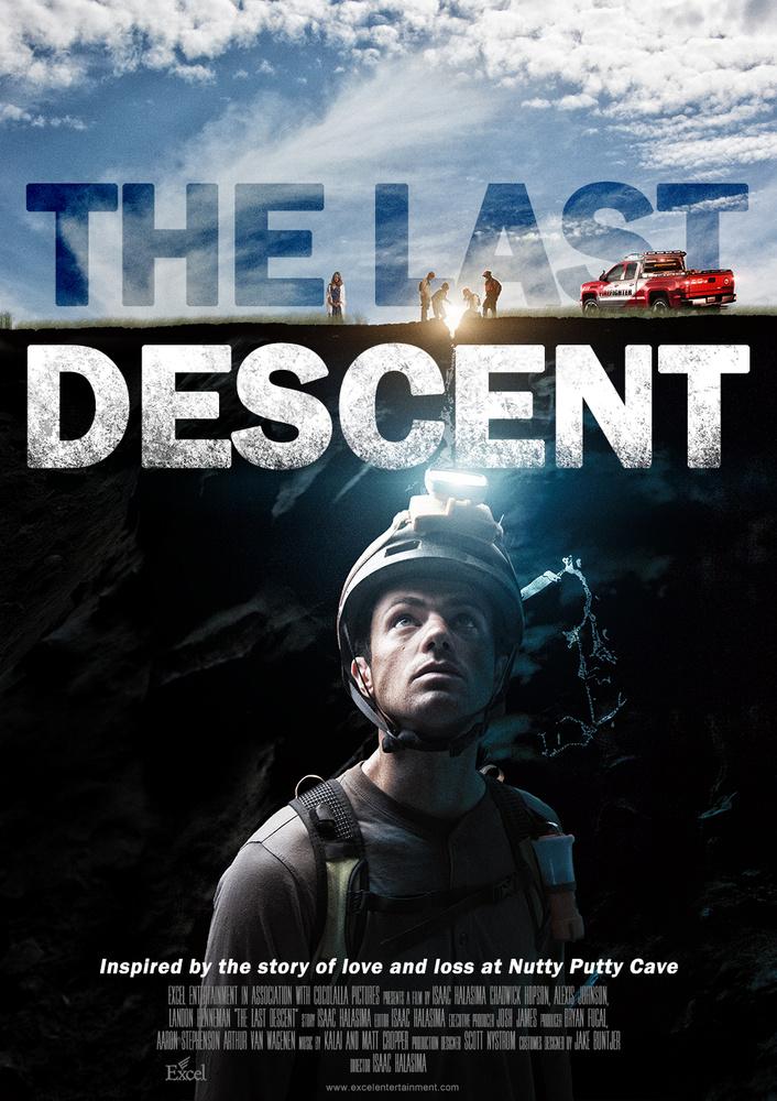 The Last Descent by Joan Locubiche