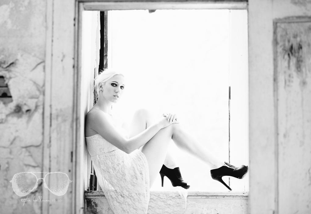 Abandon  by Tysha Hallman