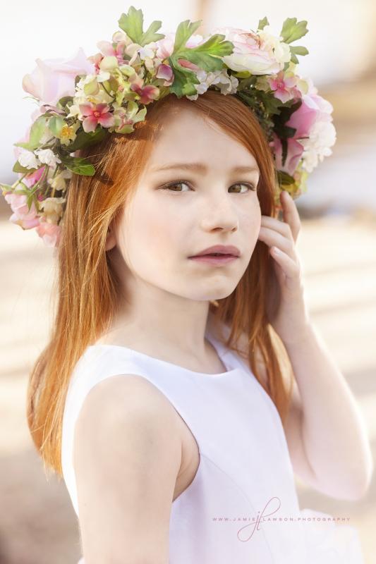 Flower Girl by jamie lawson