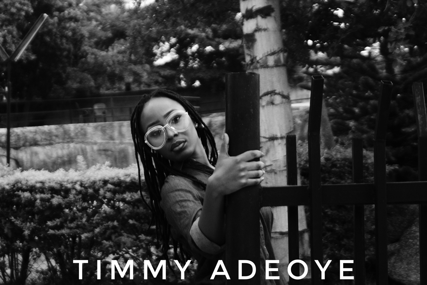 take a view from the other side of things by Timmy Adeoye
