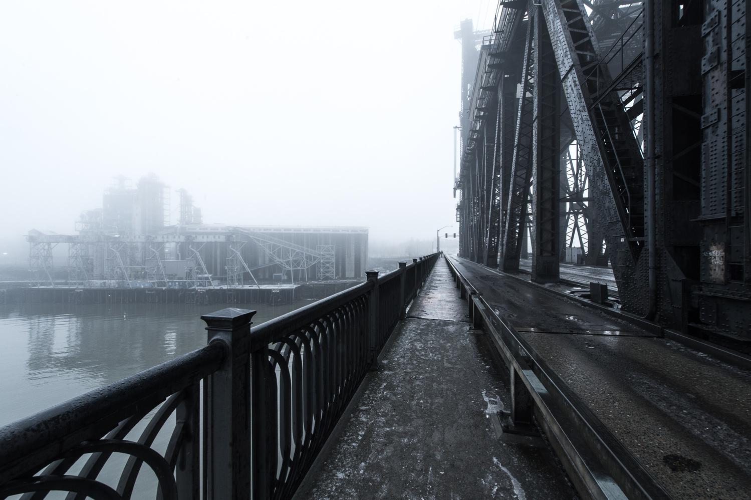 Portland Gloom by David De Gendt