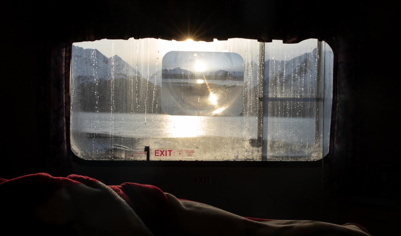 Exit by Andrew Lambert