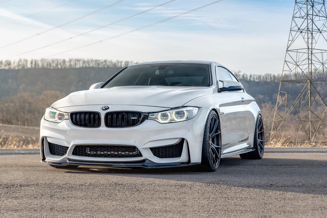 BMW M4 by David Stuckey
