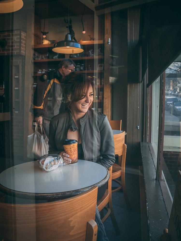 Coffee bliss by David Stuckey
