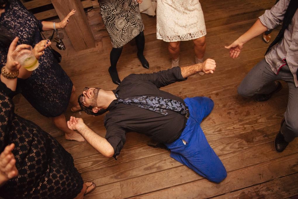 Dance Floor by Jerrit Pruyn