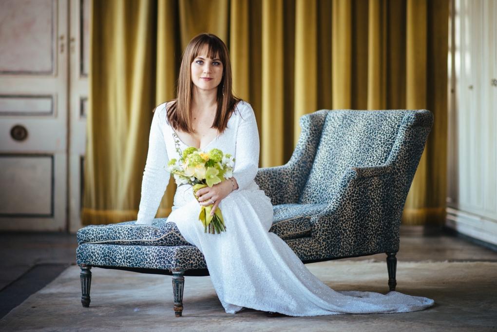 Bridal Portrait  by Jerrit Pruyn