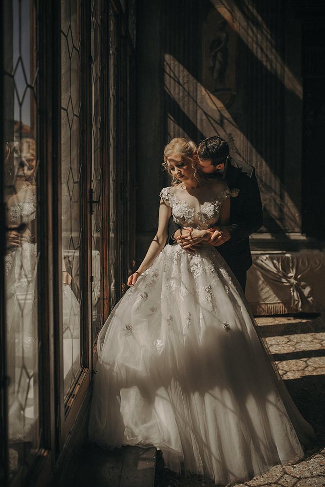 Venice wedding by Dimitri Voronov