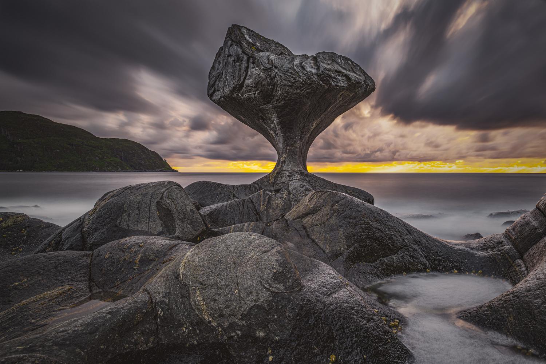 Kannesteinen, Norway by Annelin Hoff