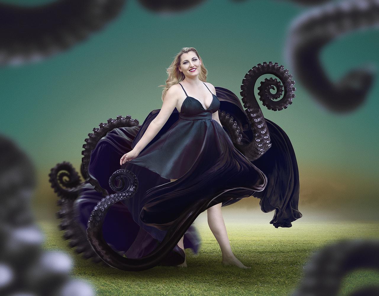 Octonity by Kat Armendariz