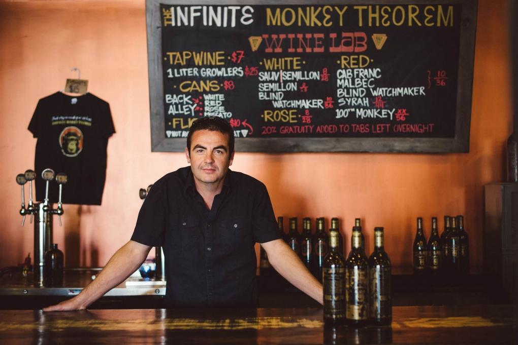 Ben Parsons // Infinite Monkey Theorem by Ryan Dearth