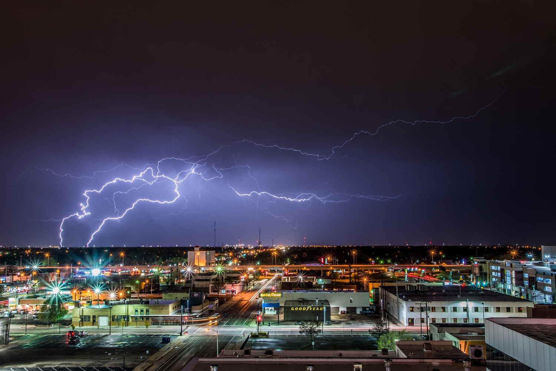 Stormy Night by Mason Felter