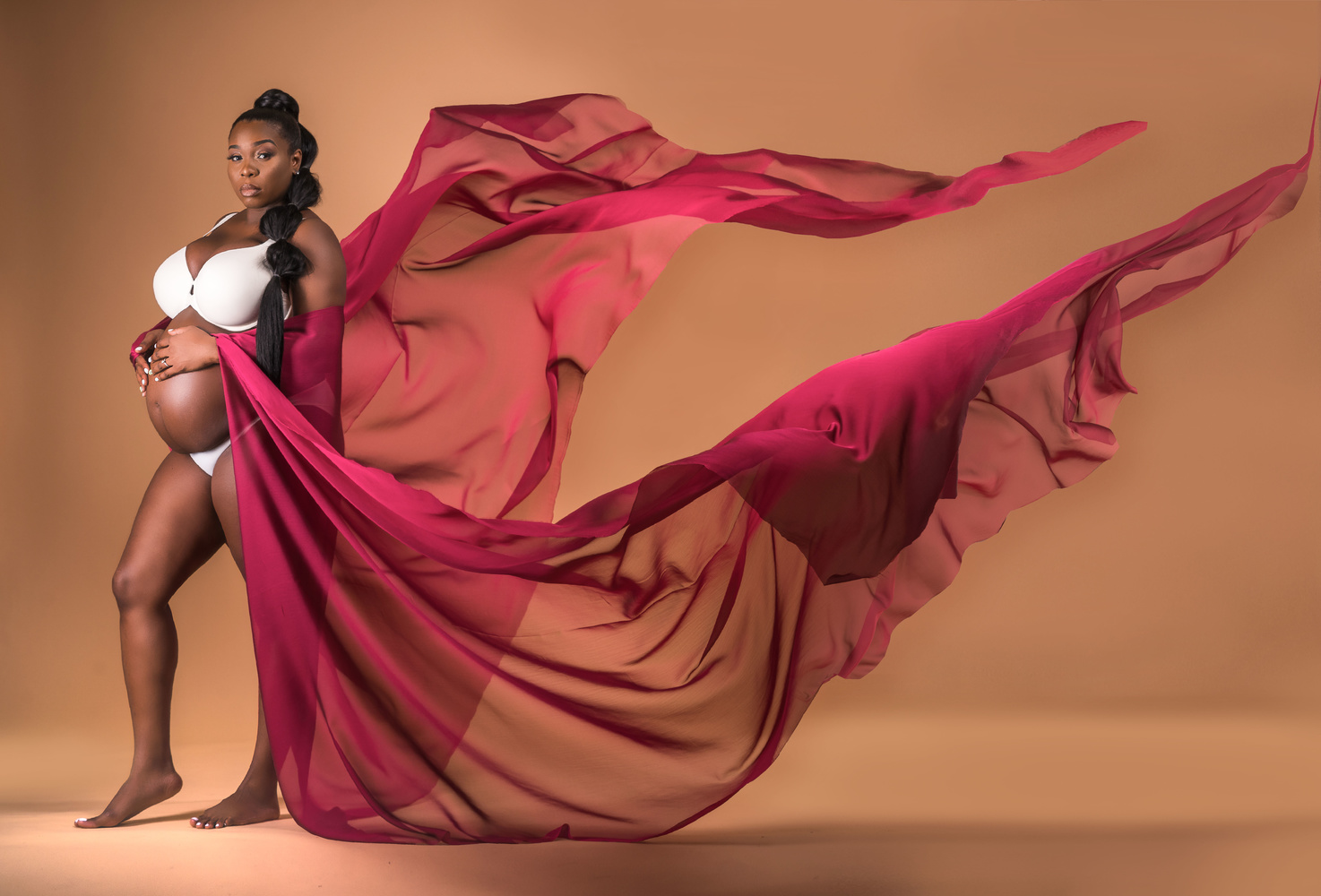 Ashana's Flow by Derrick Dean