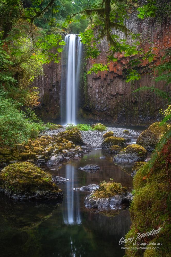 Fantasy Falls by Gary Randall