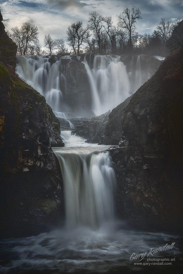 Celestial Falls by Gary Randall