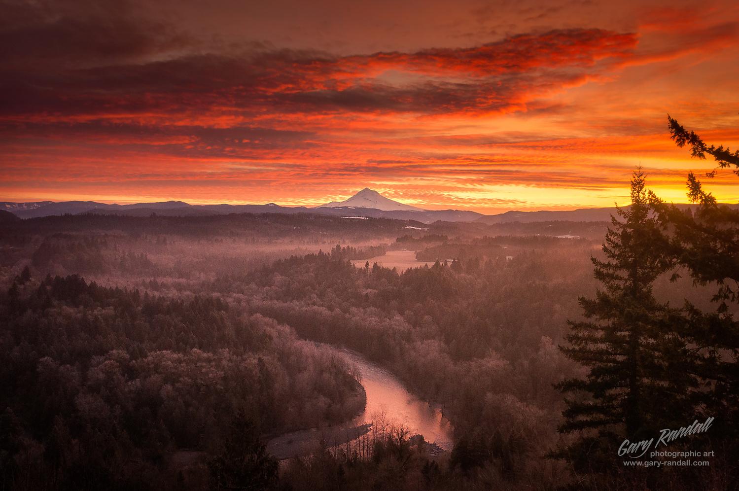 Majestic Morning by Gary Randall