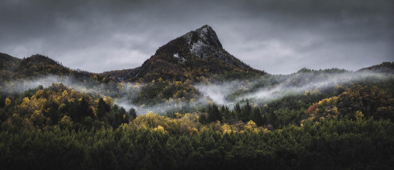 Cerro Pan de Azucar, Yungay by Francisco Mendez
