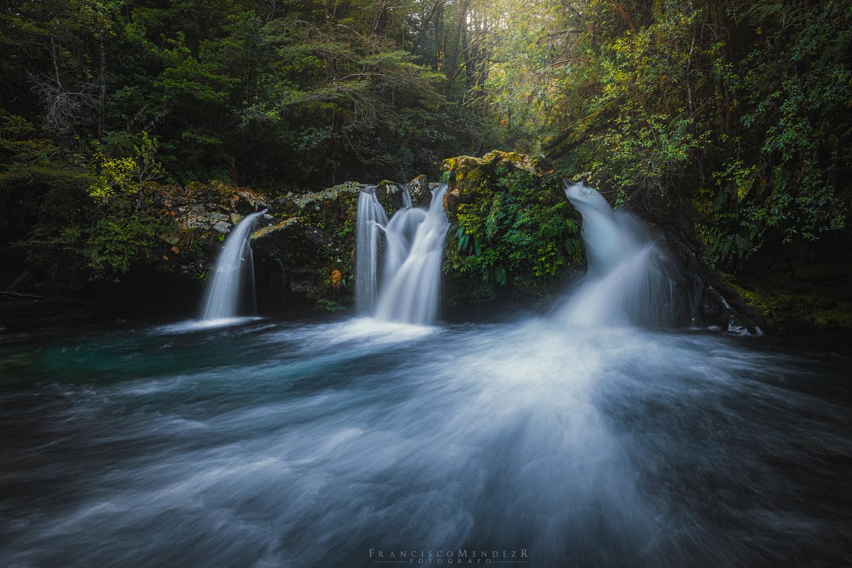 Cascada Bellavista by Francisco Mendez