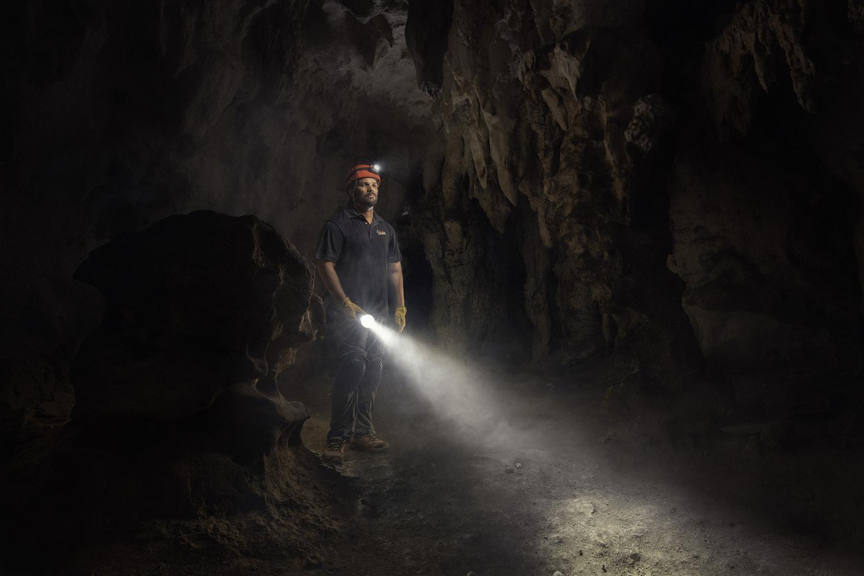 Puerto Rico Cave Exploration by Patrick Hall