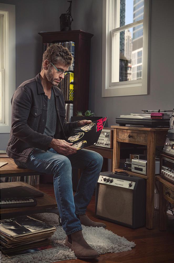 Viva La Vinyl by Patrick Hall