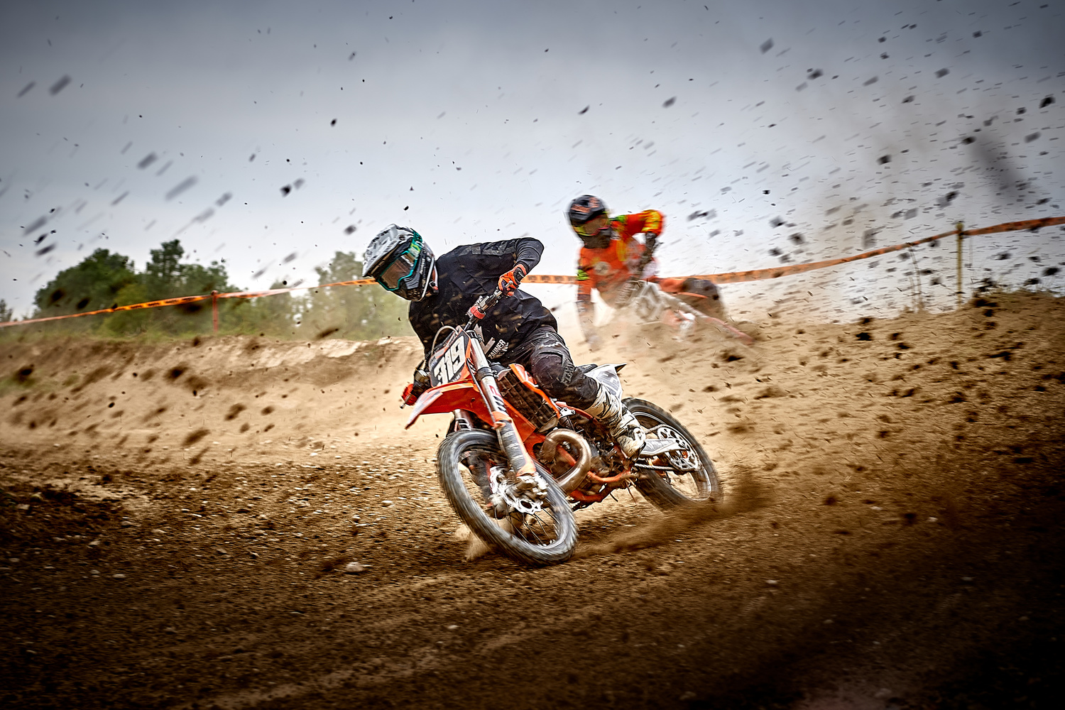 MX Race by Wolfgang Hackl