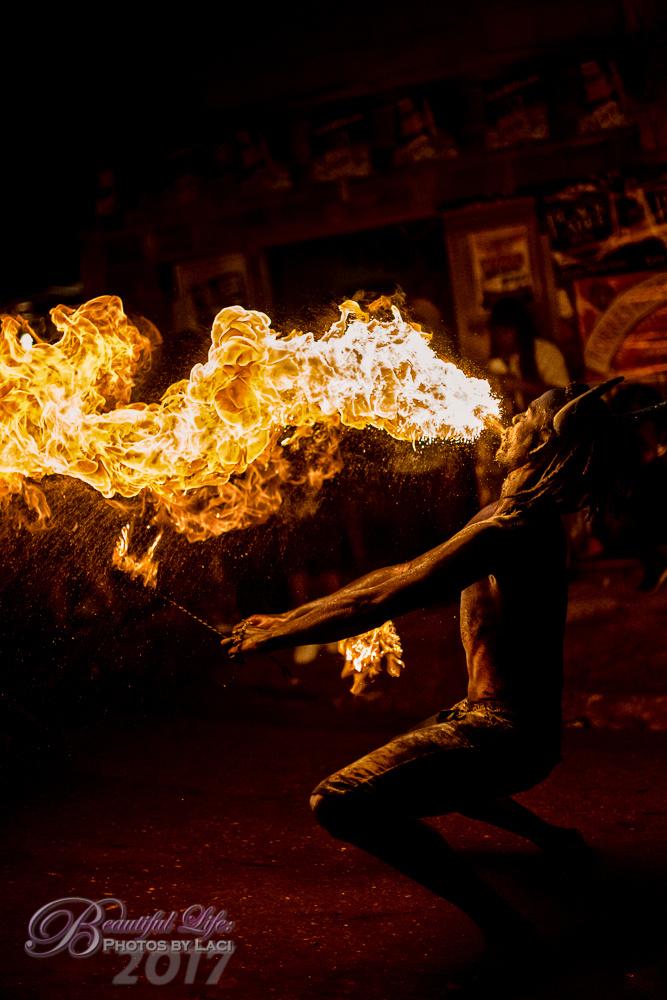 Fire  by Laci Meixner