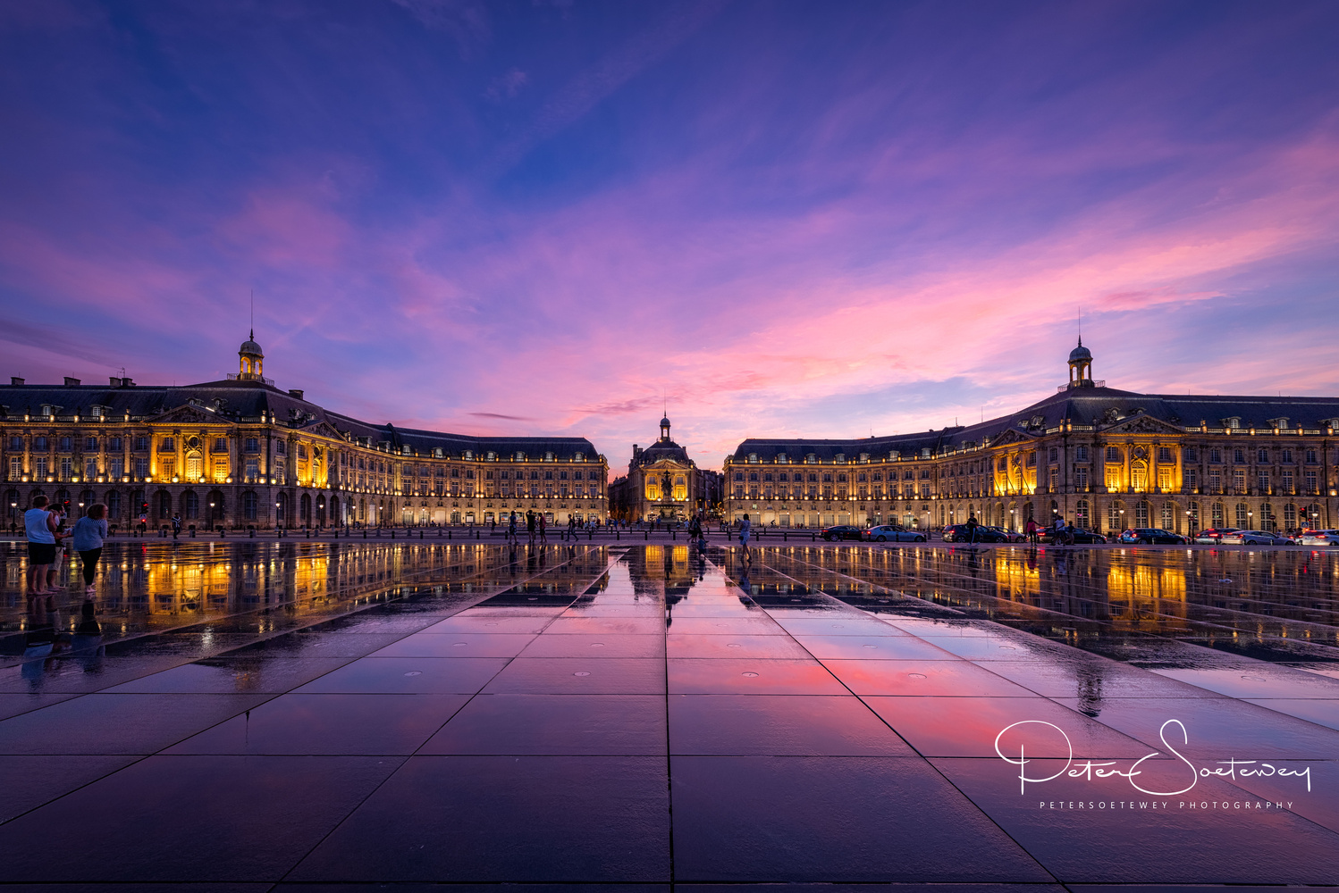 Bordeaux by peter soetewey