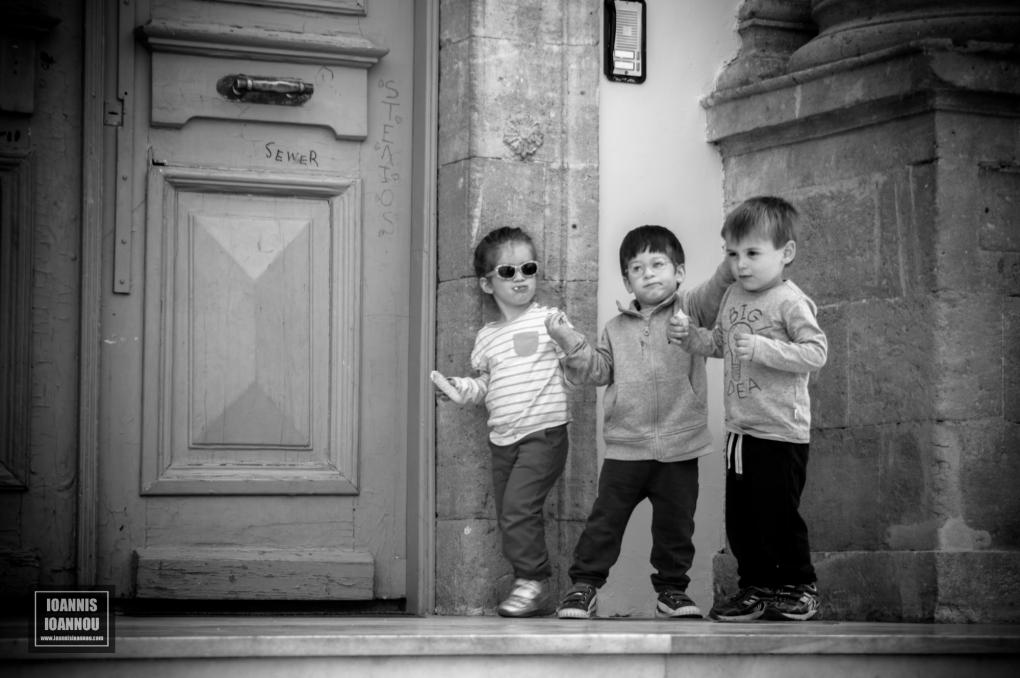 Little People by Ioannis Ioannou
