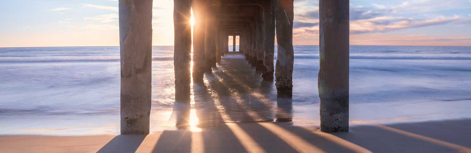 Path of Light & Shadow by Jeff Walsh