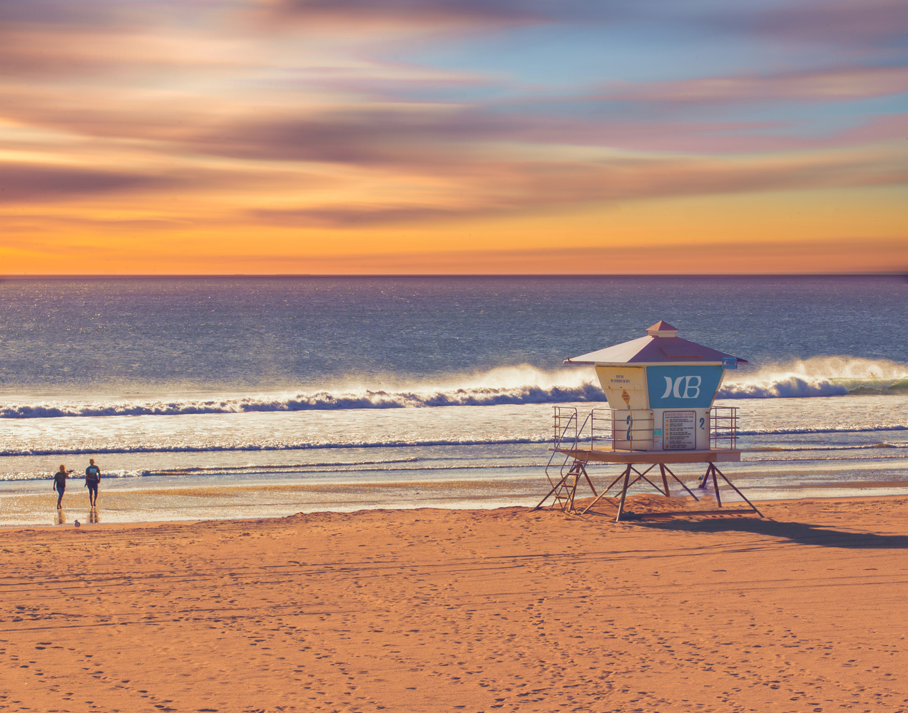 California Dream by Jeff Walsh