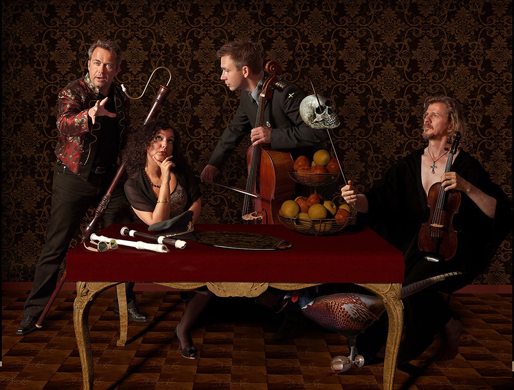 Paradiso Musicale - Baroque Orchestra by pelle piano