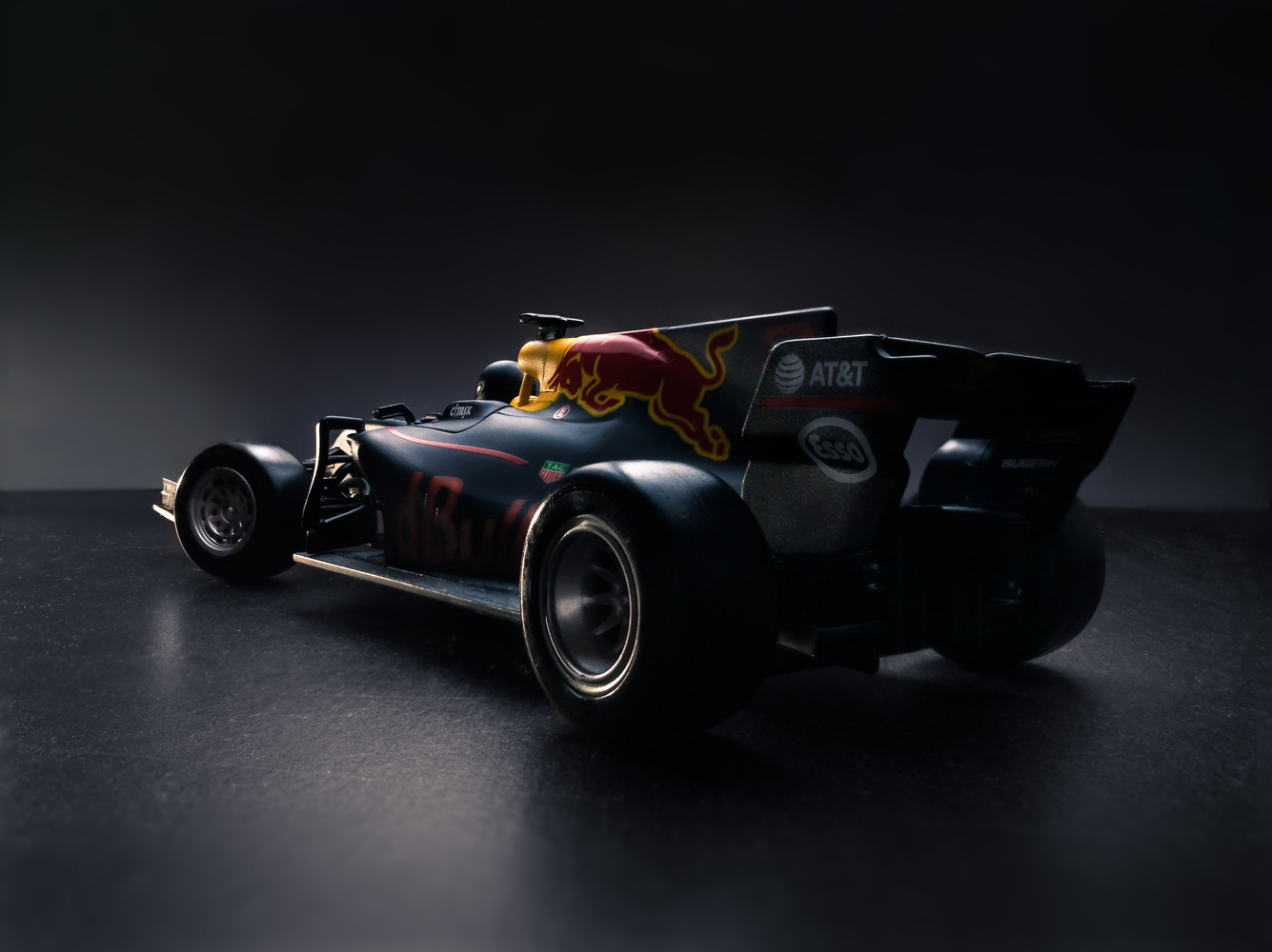 Red Bull RB13 by Vasile Godiciu
