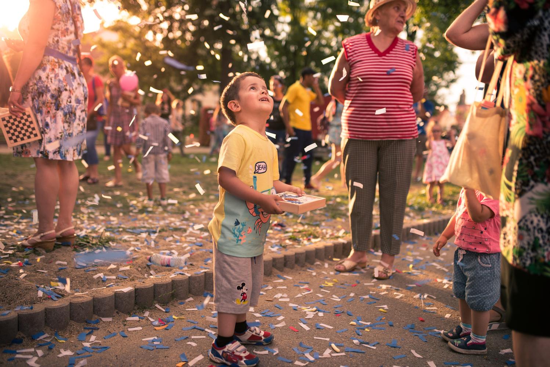 Happy Children's Day by Vasile Godiciu
