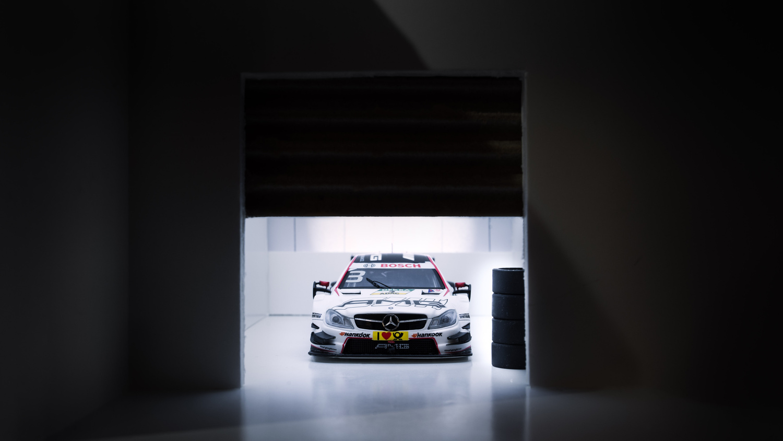 C63 AMG DTM by Vasile Godiciu