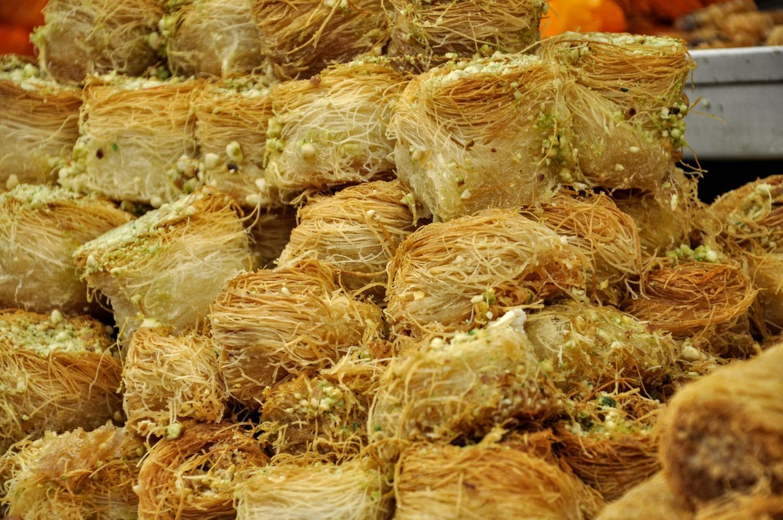 pastry by shraga kopstein
