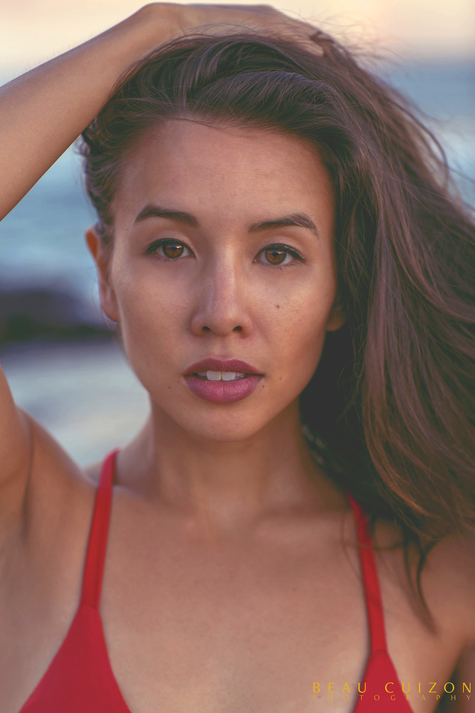 Aly Up Close by Beau Cuizon