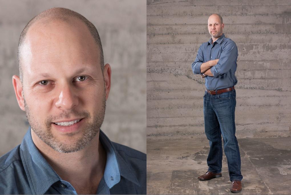 Portrait: Ari Gati by Jaron Schneider