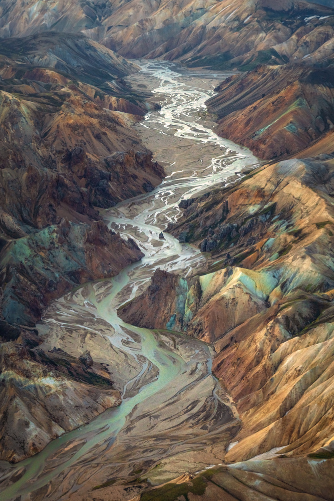 coral river by Kai Hornung