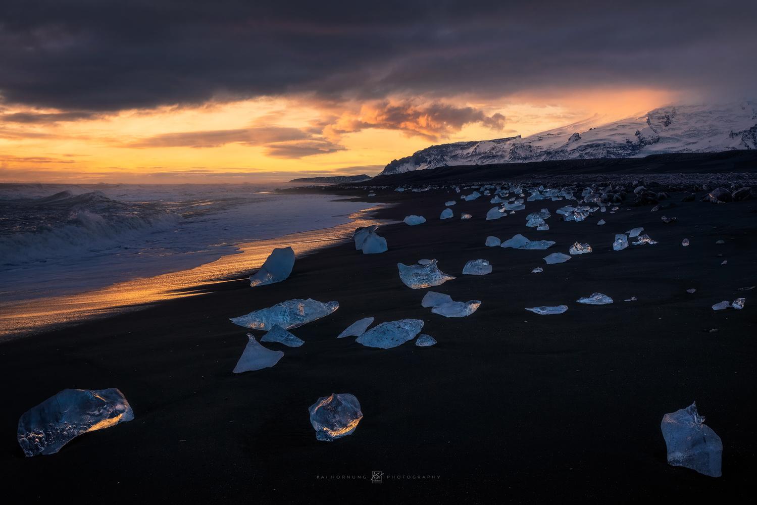 diamonds strewn by Kai Hornung