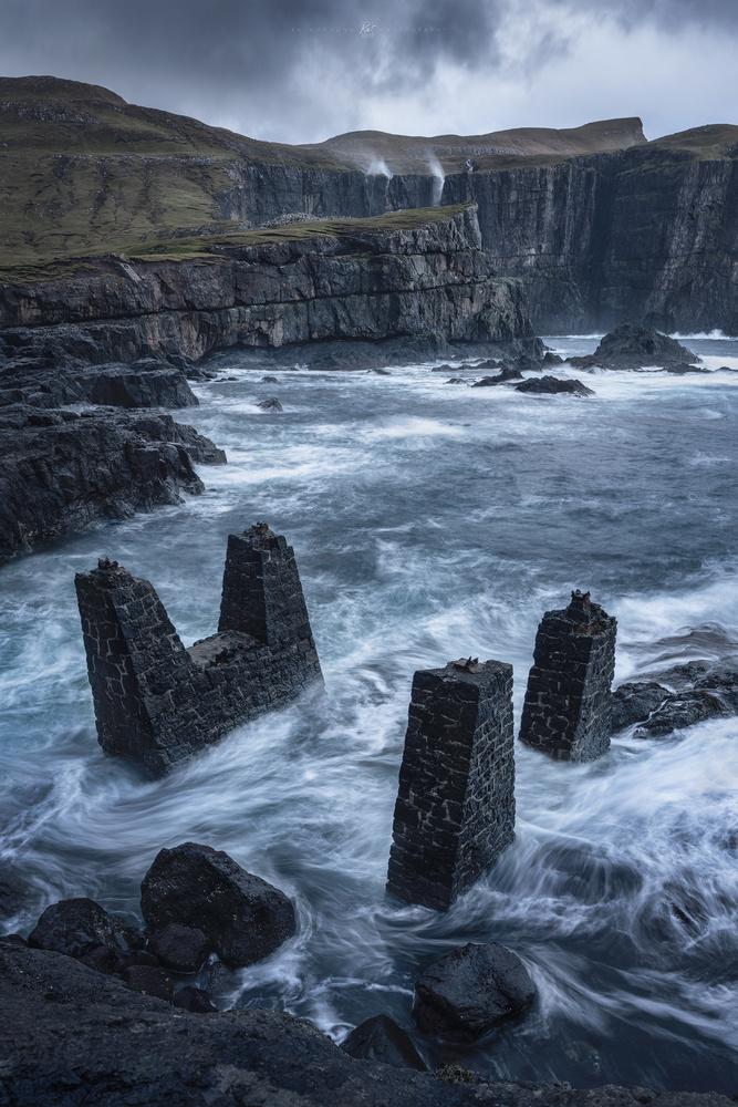Pillars of eternity by Kai Hornung