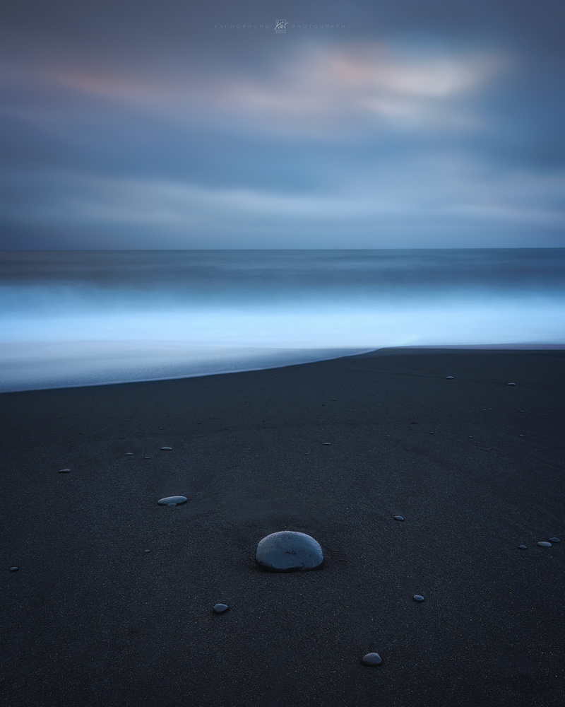 of blues and stones by Kai Hornung