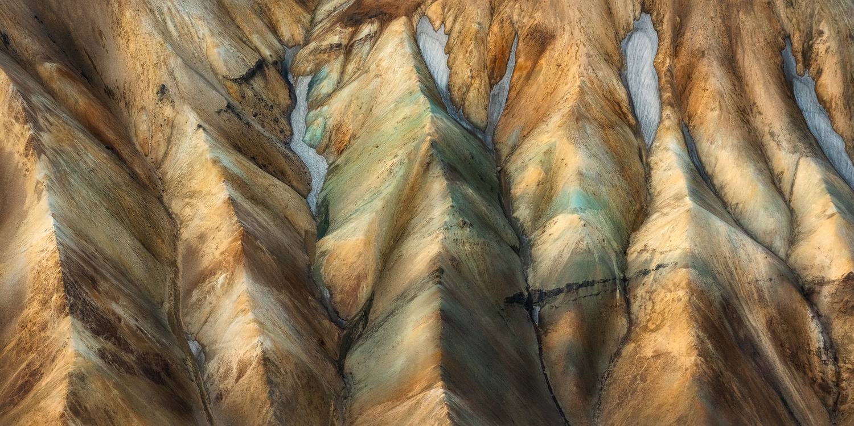 rippling soil by Kai Hornung