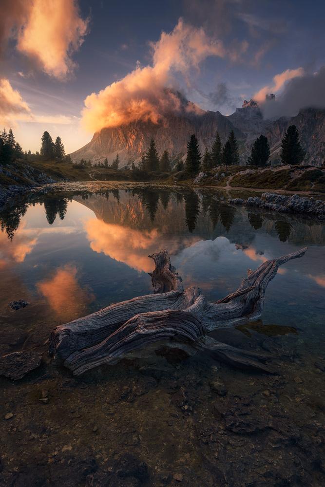 Lago di Limides by Kai Hornung